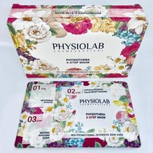 Physiolab 3 Steps maska 10kom