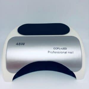 LED luč profi 2v1 UV LED +CCFL 48W