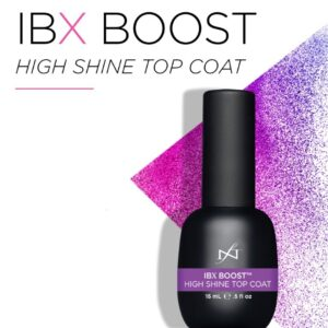 *IBX BOOST HIGH SHINE TOP COAT